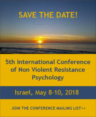 5th International conference of non violent resistance psychology (NVR) - join the mailing list